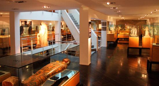 Египетский музей в Барселоне