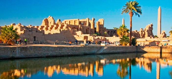 достопримечательность Египта