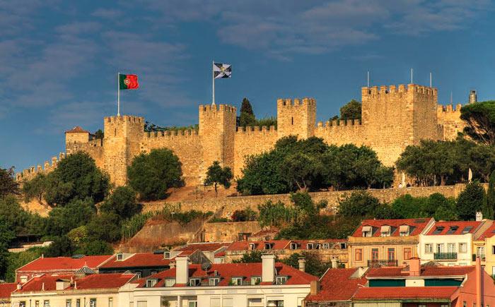 Что посмотреть в Португалии: Каштелу-де-Сан-Хорхе