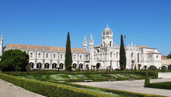 Что нужно посмотреть в Португалии: Жеронимуш