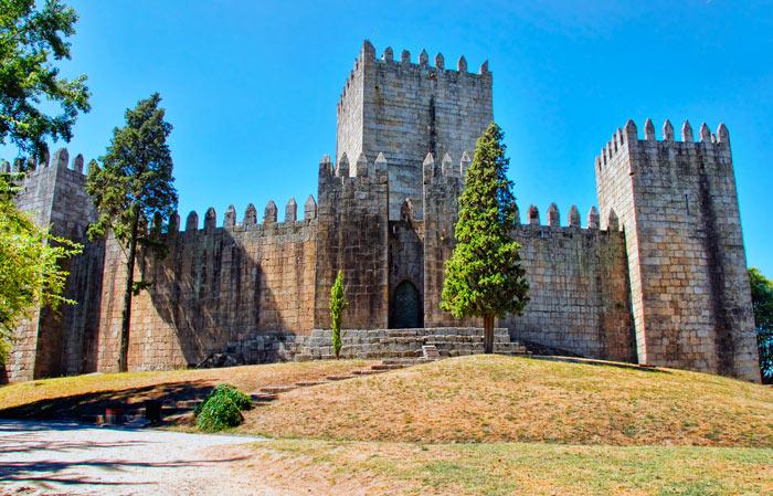Что посмотреть в Португалии: Гимарайнш