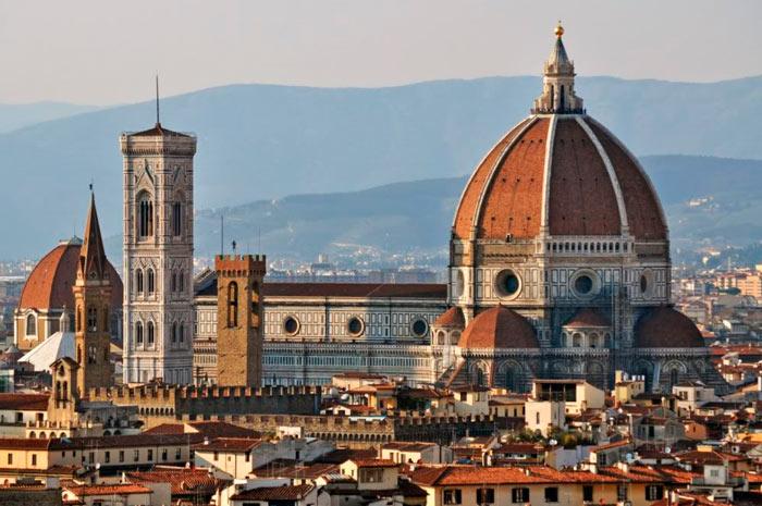 Самые красивые соборы Европы: Санта-Мария-дель-Фьоре