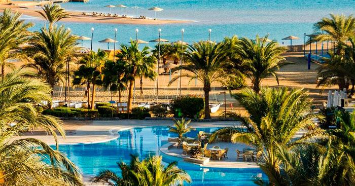 Лучшие пляжи Египта: Эль-Гуна
