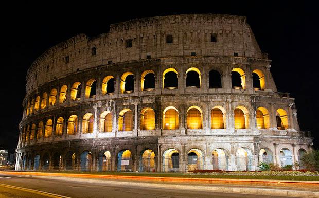 лучшая достопримечательность европы: Колизей