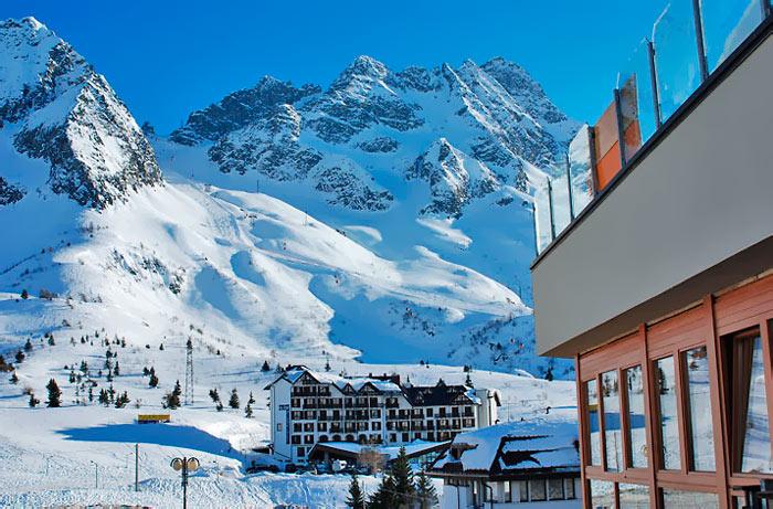 Лучшие горнолыжные курорты Италии: Пассо-дель-Тонале