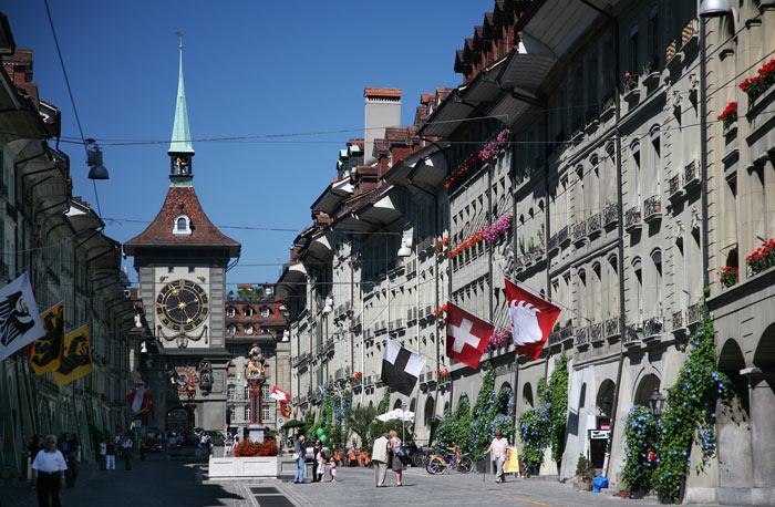 Место, которое стоит посмотреть в Швейцарии
