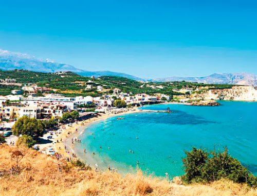 Остров Крит. Греция
