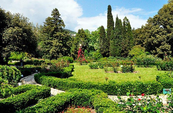 Что посмотреть в Ялте: Ботанический сад