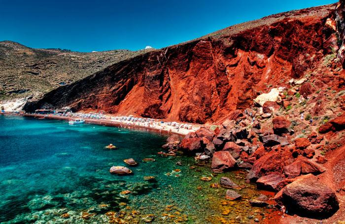 Отдых на лучшем пляже Греции