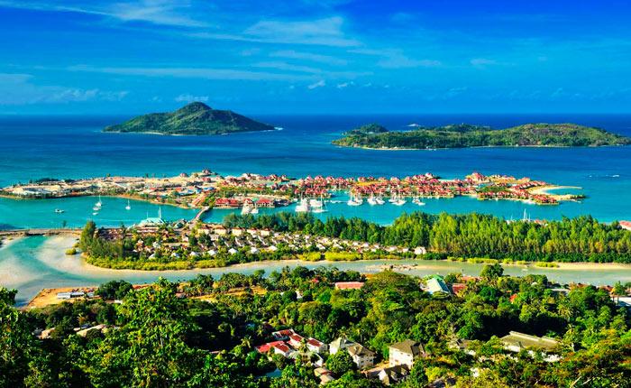 самые роскошные курорты мира