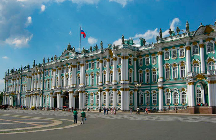 зимний дворец фото в петербурге