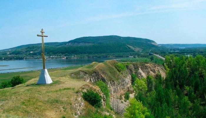 Самые интересные места Самарской области: Царев курган