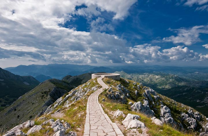 Главные достопримечательности Черногории: Ловчен
