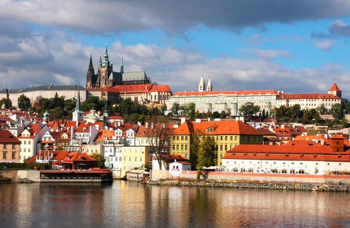 Что стоит посмотреть в Праге: Градчаны