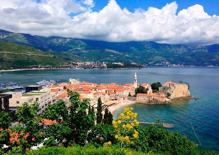 Достопримечательности Черногории: Старая Будва