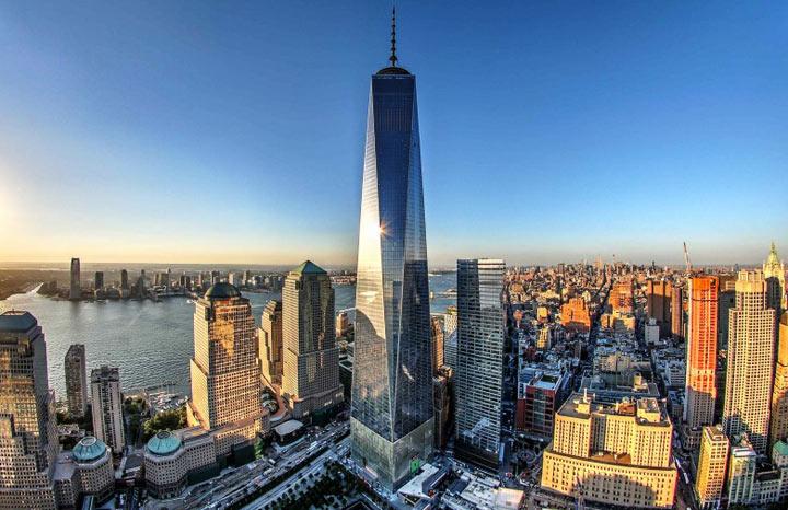 Достопримечательности США: башня Свободы