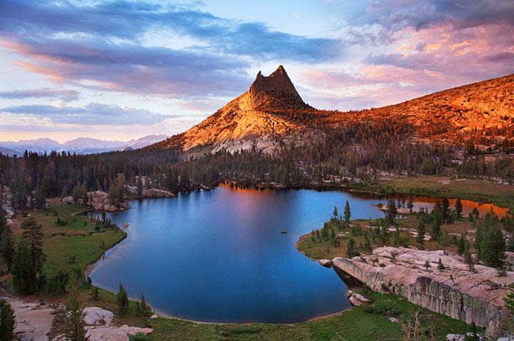 Достопримечательности США: Парк Йосемити
