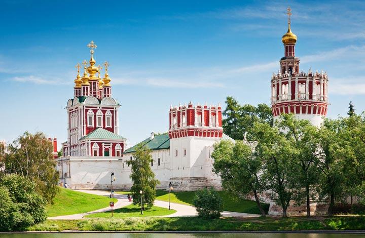 самые красивые фото места москвы