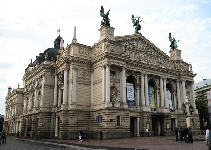 Достопримечательности Львова