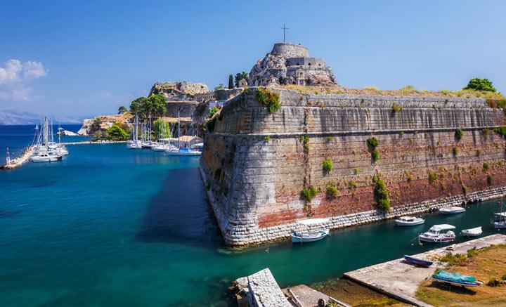 Лучшие места Греции