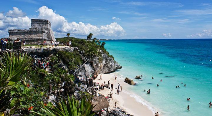 Лучшие достопримечательности Мексики