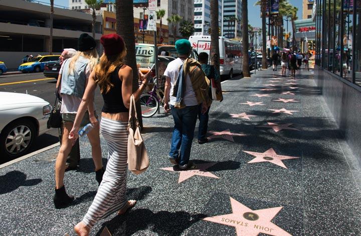 Самые интересные места в Лос-Анджелесе