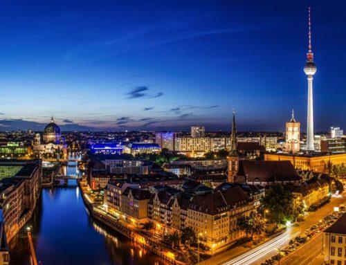 Туристический Берлин