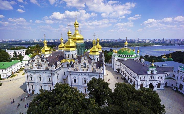Главные достопримечательности Киева: Киево-Печерская лавра