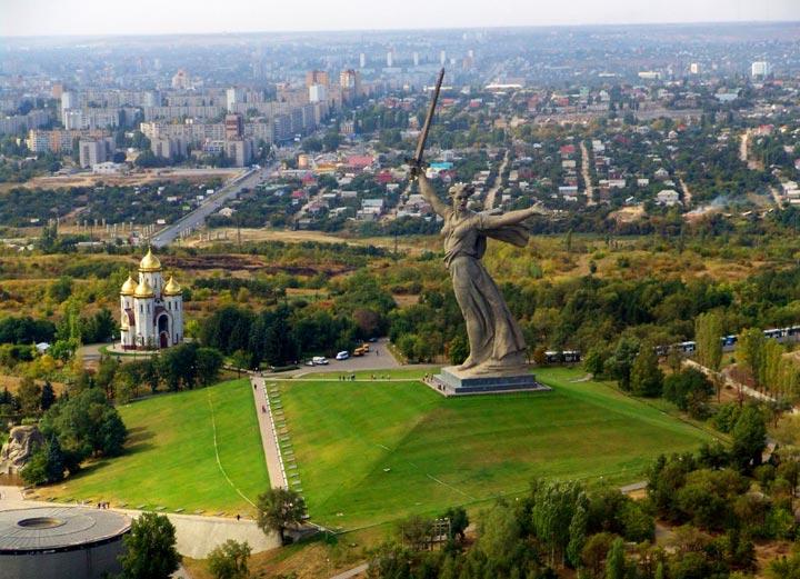 Достопримечательности в Волгограде: куда сходить?