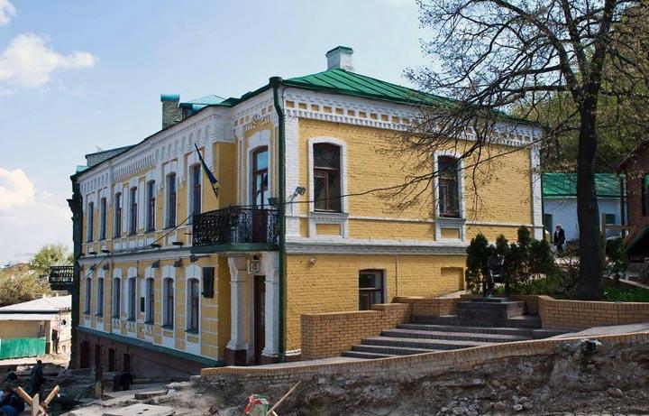 Главные достопримечательности Киева: музей Булгакова