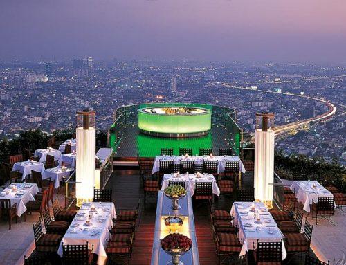 Самые красивые рестораны мира