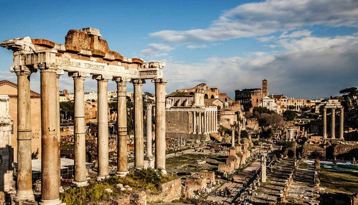 Что посмотреть в Риме: Римский форум