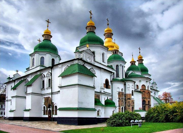 Достопримечательности Киева: Софийский собор