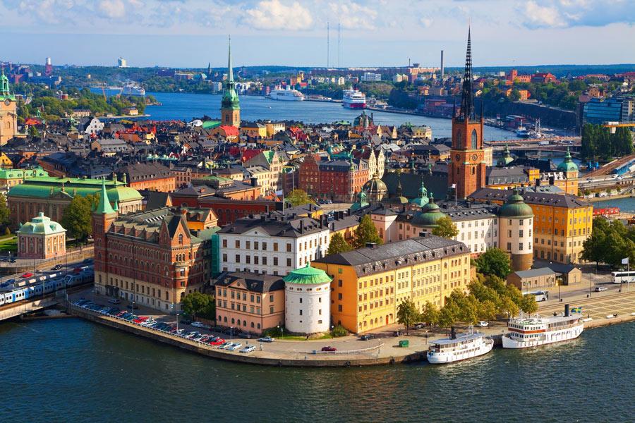 Достопримечательности Стокгольма: Старый Город