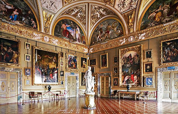 Достопримечательности Флоренции: Галерея Академии