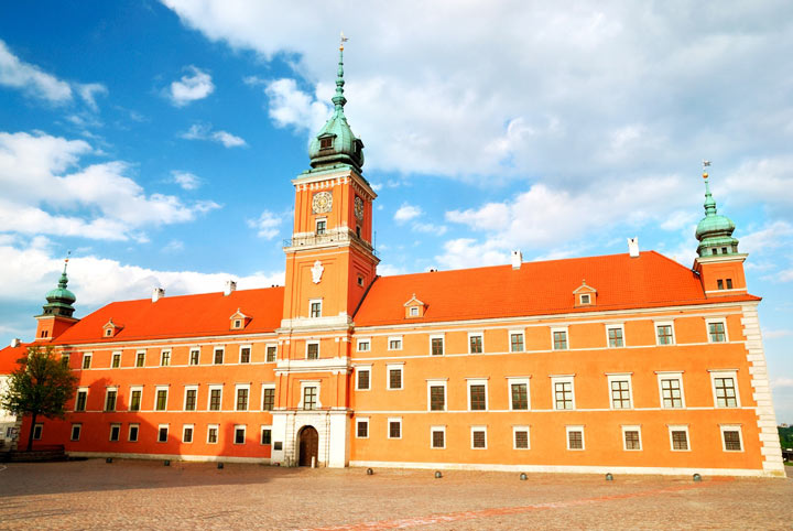 Достопримечательности Варшавы. Описание