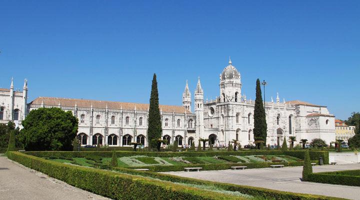 достопримечательности Лиссабона