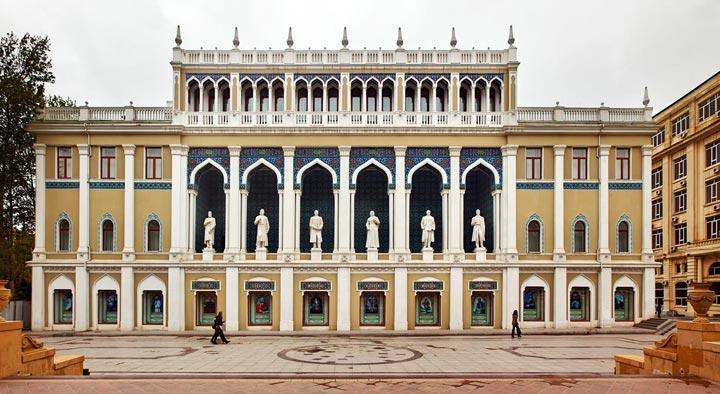 Что посетить в Баку. Достопримечательности