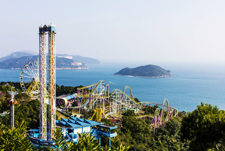 Достопримечательности Гонконга: ТОП-16