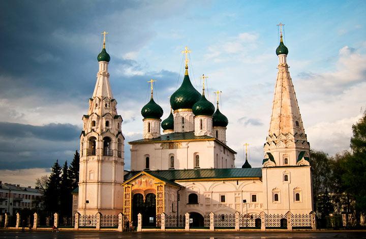 куда сходить в Ярославле?
