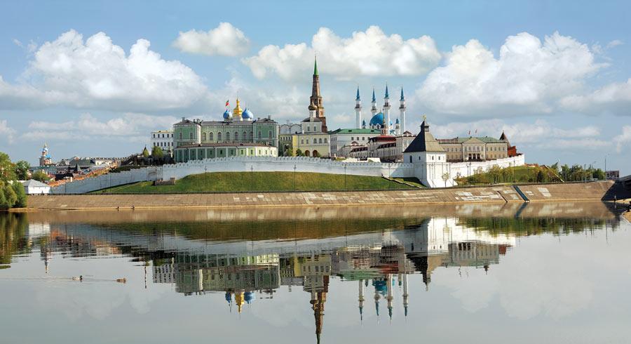 Топ-10 красивых мест в Казани: кремль