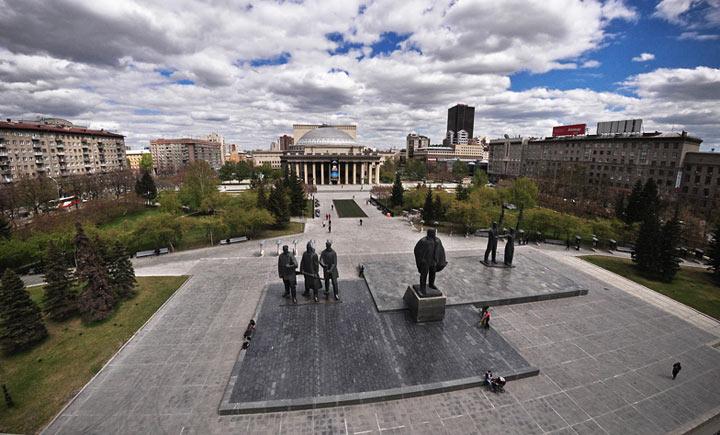 Новосибирск: достопримечательности