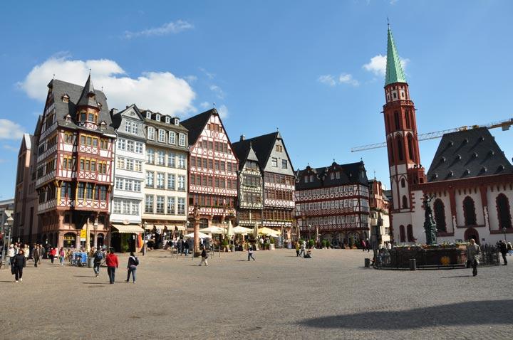 Достопримечательности во Франкфурте: что посмотреть?