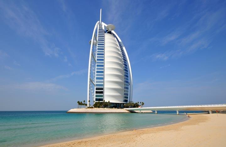 10 самых роскошных отелей в мире