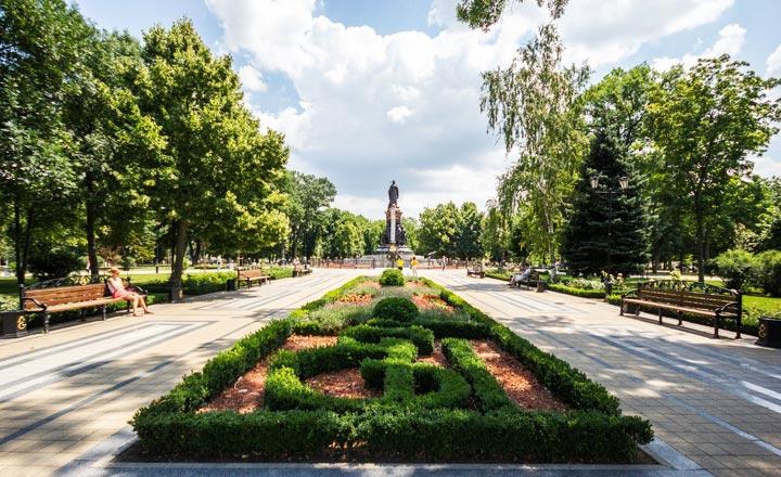 Достопримечательности Краснодара