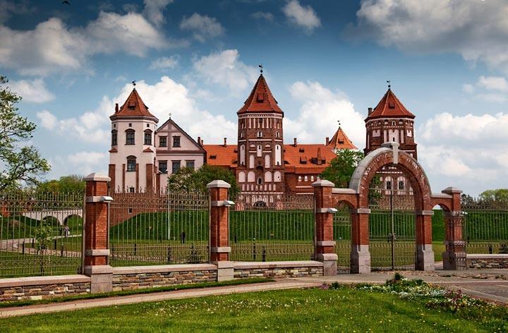 Самые красивые места Белоруссии