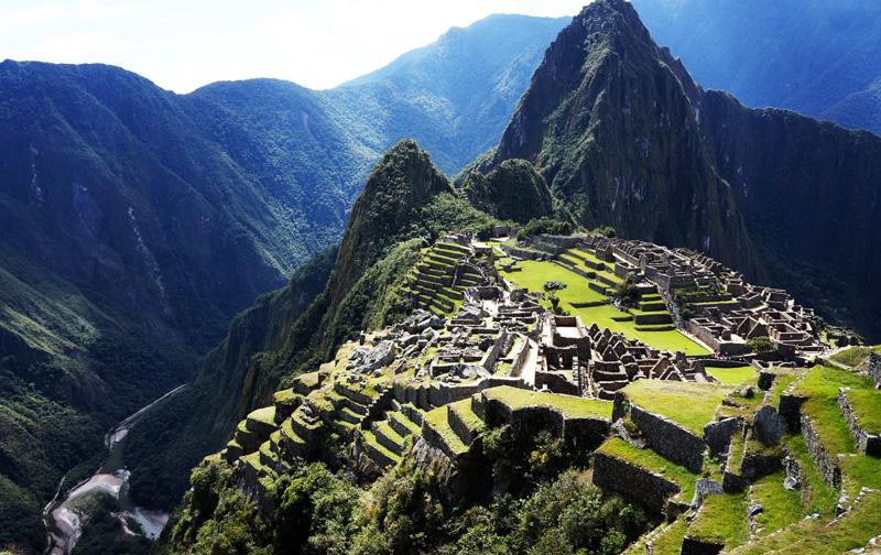 Достопримечательности Перу: Мачу-Пикчу