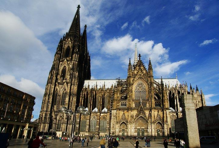 Достопримечательности Германии: Кельнский собор