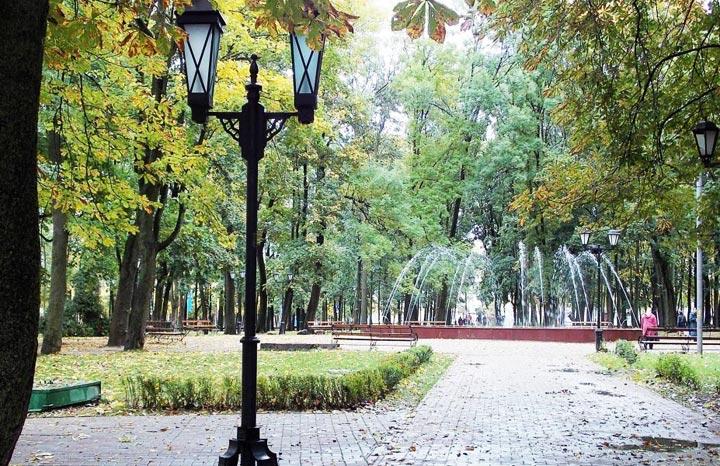 Сад Блонье