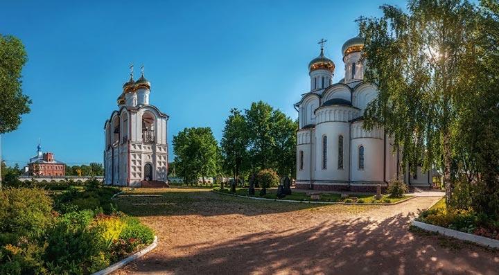 Переславль-Залесский достопримечательности фото